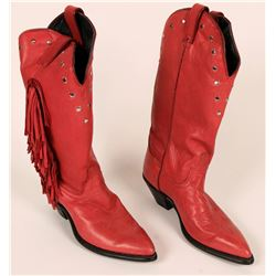 Women's Code West boots size 8M  (121549)