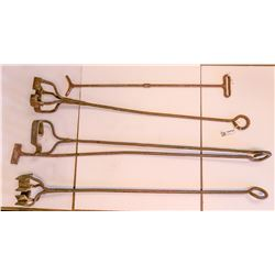 Double-Letter Branding Irons and Tools  (109793)