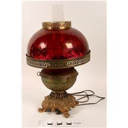 Modern Victorian Style Desk Lamp  (121676)