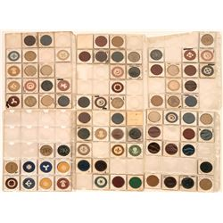 Clay Poker Chip Collection  (121768)