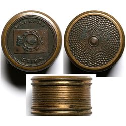 Whist Marker Token Case  (121417)