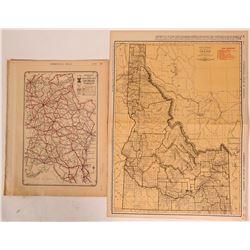 Idaho Maps  (112205)
