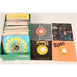 A Box of 45 RPM Records  (120863)