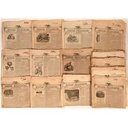 Agricultural Newspapers Leading Up to the Civil War  (120658)