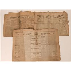 Miscellaneous US Newspapers  (113581)