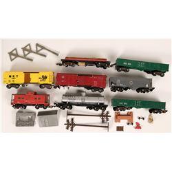 Model Train: American Flyer Rolling Stock  (121310)