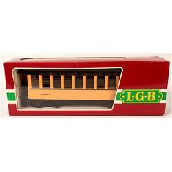 Model Train: Denver Rio Grande Western G Scale  (121057)