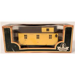 Model Train: G Scale  UP Caboose  (121064)