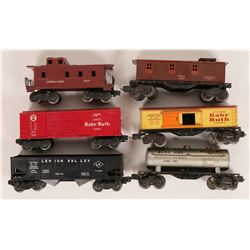 Model Train: Lionel 1930's era and later rolling stock  (121313)
