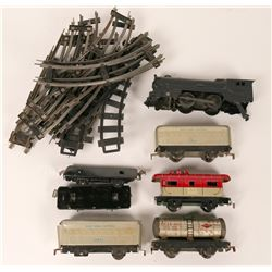 Model Train: MARX Ind Up Train  (117778)