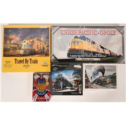 Railroad games and puzzles  (121031)