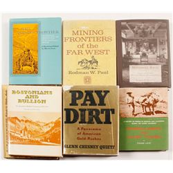 Gold Rush Related Books (7)  (55753)