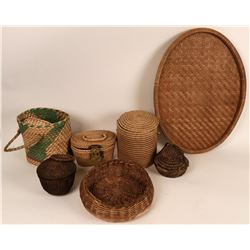 Native American Baskets  (121685)