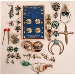 Native American Jewelry Parts  (121203)
