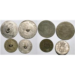 Mexican Coin Buttons  (121421)