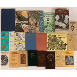 Books on Coins From Around the World  (118949)
