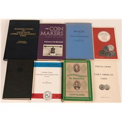 Counterfeit Coins Reference Books  (118964)