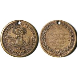 Alabama State Fair Medal  (121357)