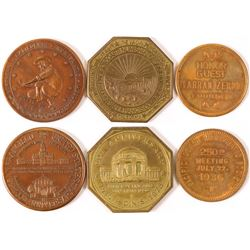 Numismatic Medals  (101683)