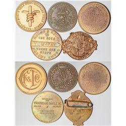 Denver Medal Collection  (121399)