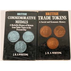British Medals and Tokens Reference Books  (118977)