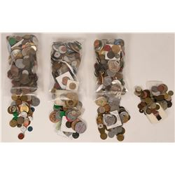 Grab Bag of Tokens, Medals etc (About 15 pounds!)  (120014)