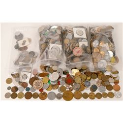 Grab Bag of Tokens, Medals etc (About 15 pounds!)  (120015)