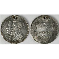 Presidential Medal: Blaine & Logan  (121478)