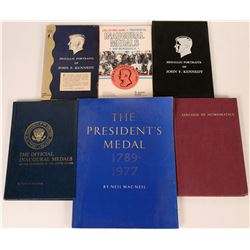 Presidential Medals Reference Books  (118973)