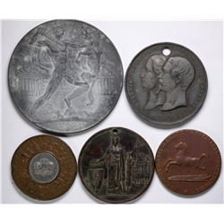Foreign Medals  (120019)