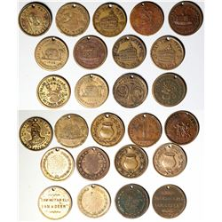So Called Dimes Duplicates Collection  (121381)
