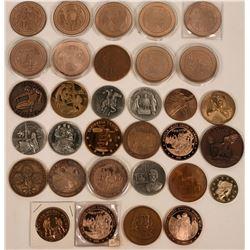 US Modern Historical Event Medals  (122550)