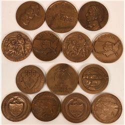 Western States Commemorative Medals  (122549)