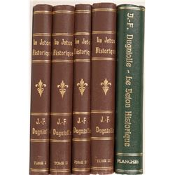 French Jetons Reference Books  (118981)