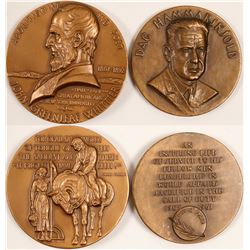 Medals Celebrating Death of World Known People (2)  (102863)