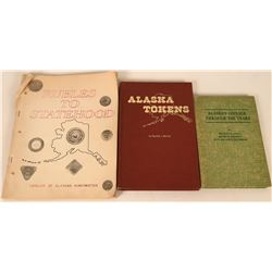 Alaska Token Reference Books  (118947)