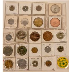 Arizona / new Mexico Token Lot  (123050)