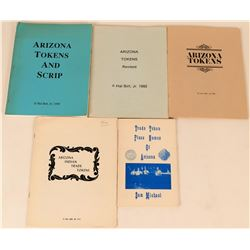 Arizona Token Reference Books  (118946)