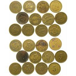 Delano Token Collection  (101671)