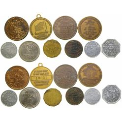 Hollywood Hills Token Group  (100389)