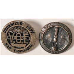 Historical Pinbacks  (102824)