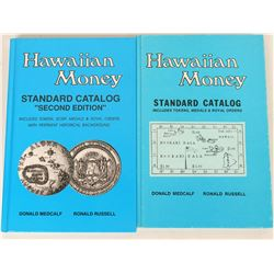 Hawaiian Money Books, 1st & 2nd Editions  (118959)
