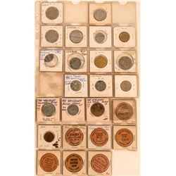 Idaho Tokens and Medals  (122703)