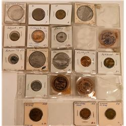 Kansas Tokens and Medals  (122699)