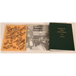 Oregon and Washington Token Reference Books  (118942)