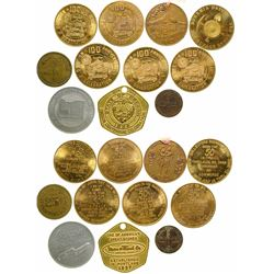 Oregon Token Collection  (100393)