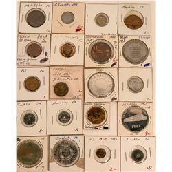 Pennsylvania Tokens and Medals  (122691)