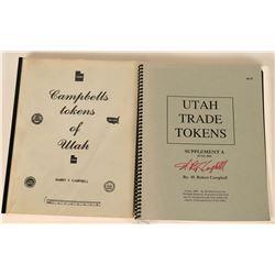 Utah Token Reference Books  (118945)