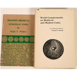 Medieval European Coins Reference Books  (118969)