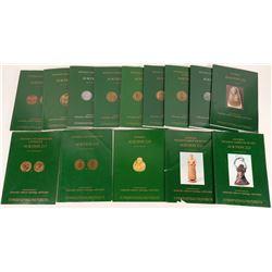 Munich, Germany Token Auction Catalogs  (118930)
